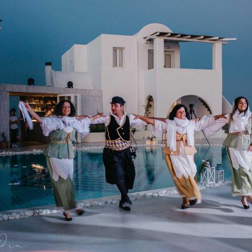 Wedding Planner in Santorini wedding in Santorini