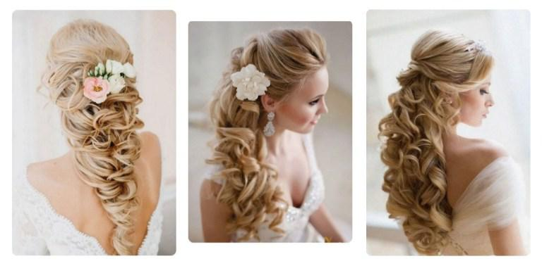 Wedding Hairstyle Trends 2019 Santorini Wedding Planner
