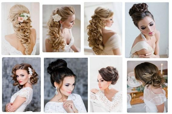 Wedding Hairstyle Trends 2019 Santorini Wedding Planner